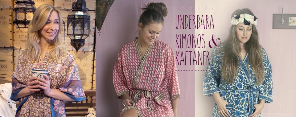 kimonosokaftaner