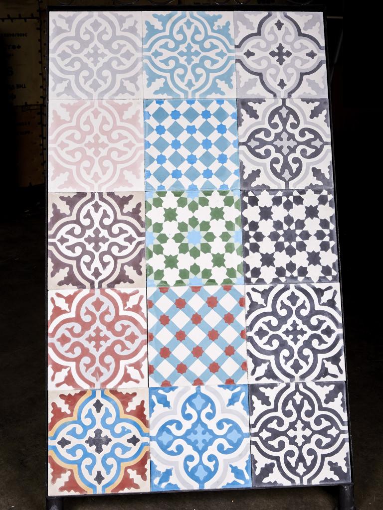 Klinker; Kakel; Marockansk