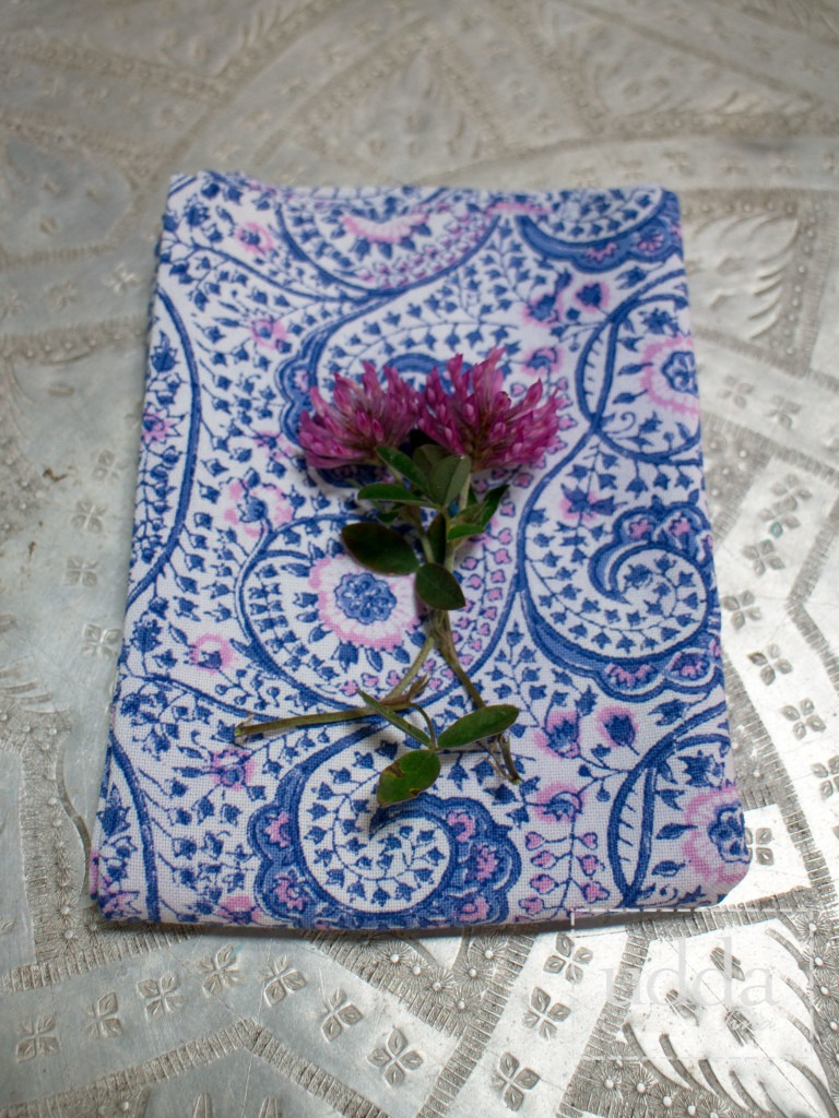 Bungalow kökshandduk - Madura Blue 50x70 cm