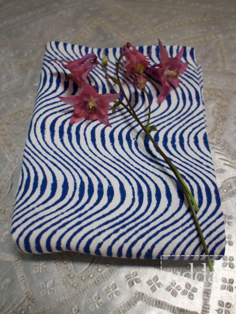 Bungalow kökshandduk - Lahara Blå 50x70 cm