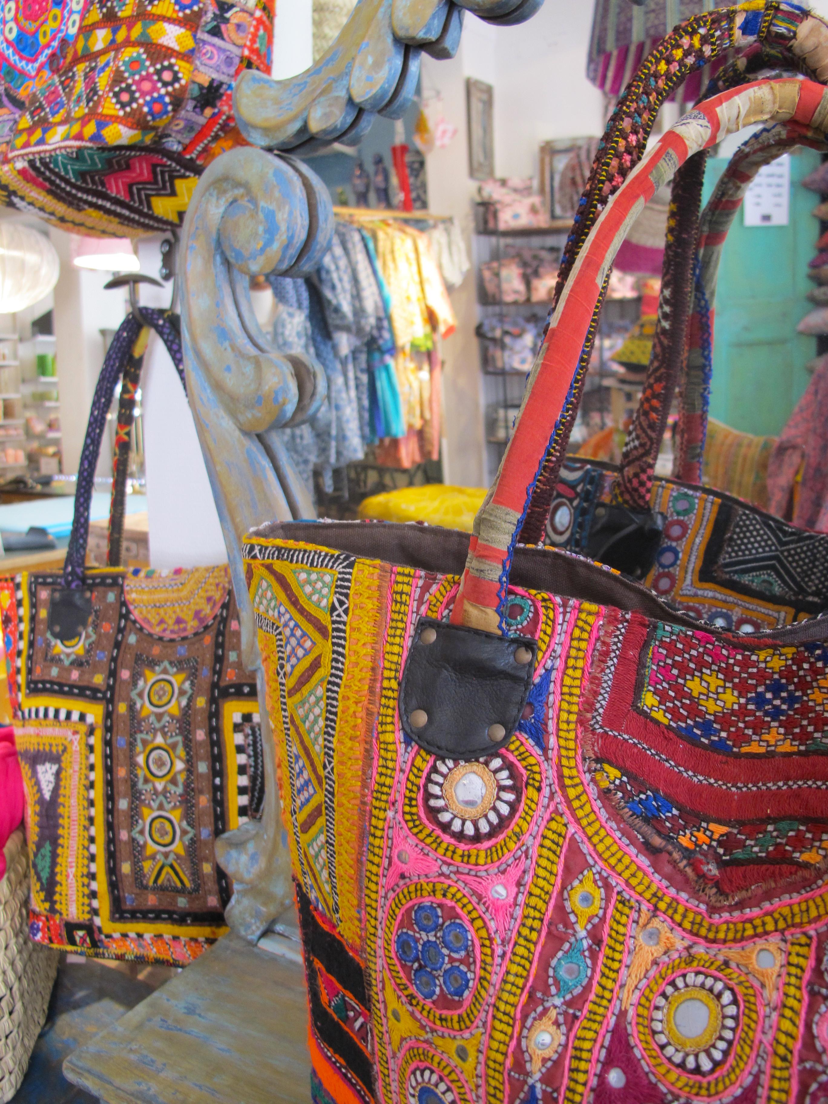 Indiska väskor