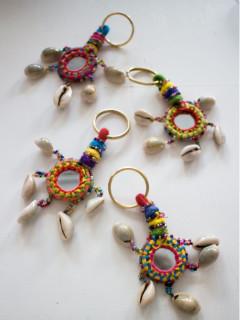 Nyckelring Udda Tina - Love Seashell