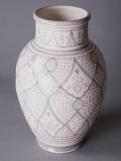 Urna Rif Design - Grå 35 cm