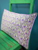 Bungalow kuddfodral - Dahlia Purple