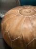 Skinnpuff med fyllning - Vintage 90 cm