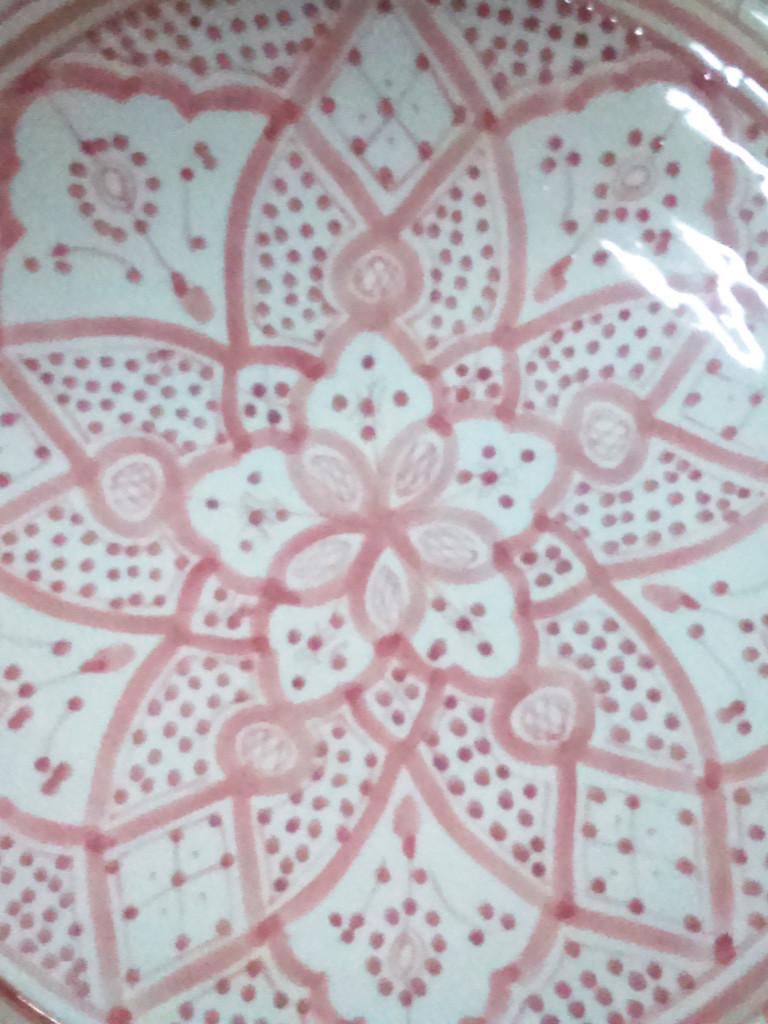 keramik-rosa