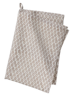 Bungalow kökshandduk - Neem Clay 50x70 cm