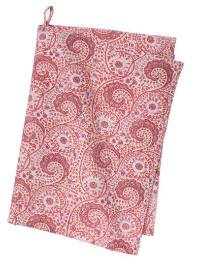 Bungalow kökshandduk - Madura Rose 50x70 cm