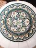 Keramikfat Rif Design – Grön Favorit 35cm