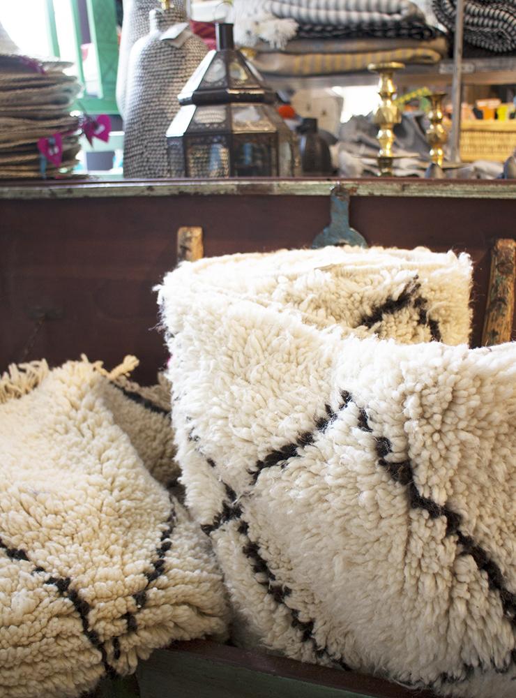 Marockanska mattor