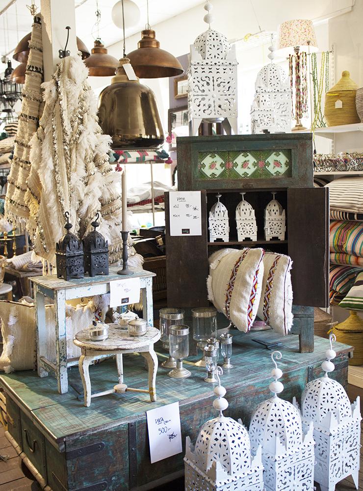 marockansk inredning stockholm