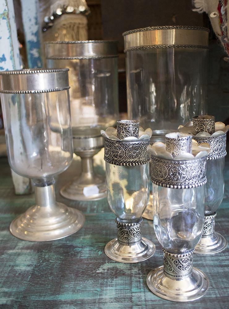 Marockanska ljushållare