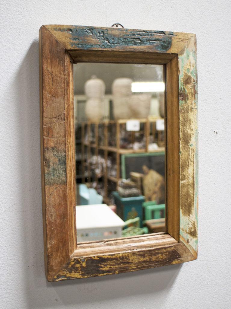 Vintagespeglar från Indien