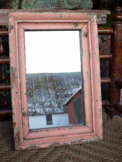 Spegel trä 33