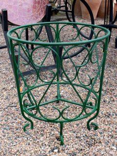 Krukbehållare grön